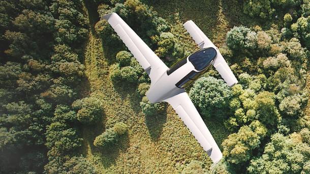Für ihr Flugauto bekommen diese deutschen Erfinder 90 Millionen Dollar