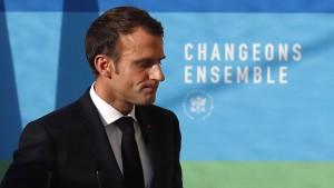 In Frankreich folgt die Spritsteuer nun dem Ölpreis