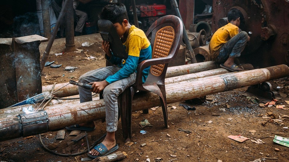 Aus Sicht der Bundesregierung können Unternehmen etwas gegen Kinderarbeit tun, wenn sie ihre Lieferketten prüfen.