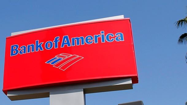 Investor Buffett steigt bei Bank of America ein