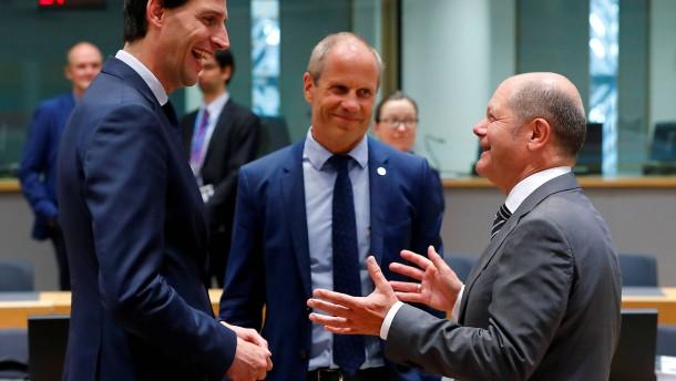 Der neue Haushaltstopf für die Eurozone rückt näher