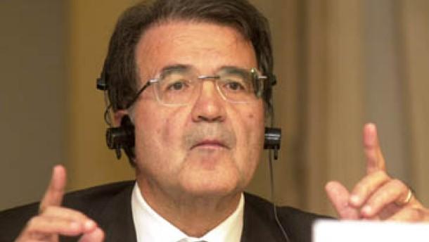 Scharfe Kritik an Prodi