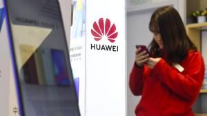 Amerika verlängert Ausnahmeregelung für Geschäfte mit Huawei
