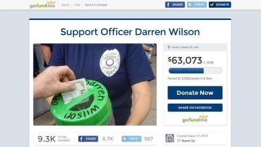 100.000 Dollar an Spenden sollen insgesamt zusammenkommen. Der Betrag wächst sekündlich.