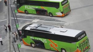 Flixbus will in Kürze wieder Fahrten anbieten