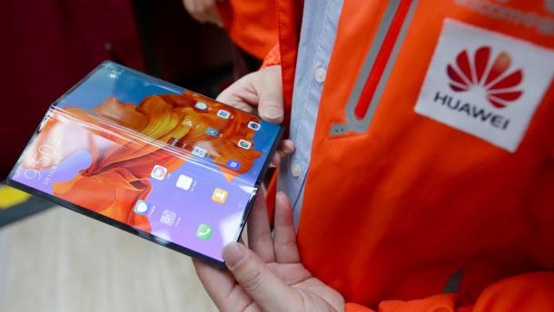 Huawei will die amerikanische Regierung verklagen