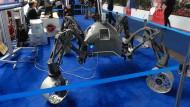 Mit künstlicher Intelligenz autonom unterwegs