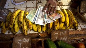 Kuba schafft Parallelwährung ab