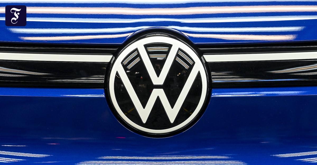 100 Millionen Euro Strafe für VW wegen verfehlter...