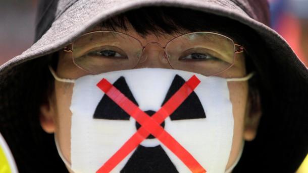 170.000 Japaner protestieren gegen Atomkraft