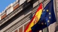 Spanien hat in der Europäischen Union fast am meisten Arbeitslose, nur Griechenland ist noch schlechter dran.
