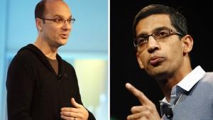 Googles Android-Chef hört auf