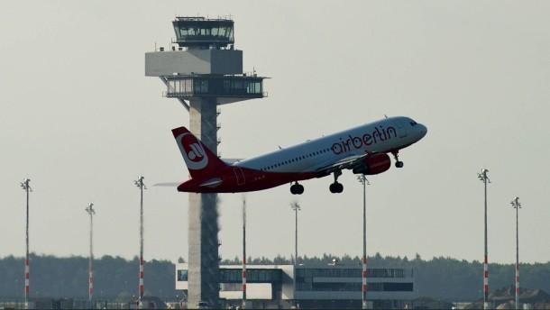 Flüge in Randzeiten erlaubt