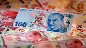 Türkische Lira erholt sich