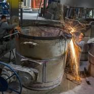 Auch für mittelständische Unternehmen wie hier bei einer Gießerei hat die Bundesregierung zahlreiche Hilfsmaßnahmen beschlossen.