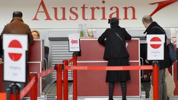 Flugbetrieb in Wien wieder normal