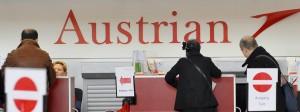 Mehr als 100 Flüge sind am Sonntag am Flughafen Wien ausgefallen.