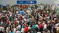 Peking baut neuen Flughafen