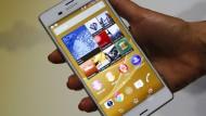 Smartphones bescheren Sony massiven Verlust