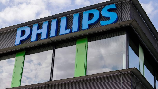 Philips senkt Gewinnausblick