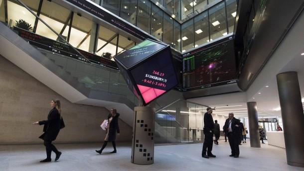 Hongkonger Börse will Londoner Börse kaufen