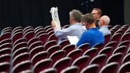 Beim Gläubigertreffen von German Pellets blieben viele Stühle leer. Die meisten Anleger haben die Hoffnung auf ihr Geld schon aufgegeben.