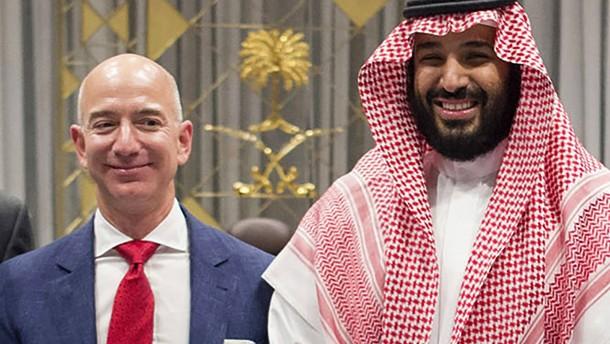 So könnte das Smartphone von Jeff Bezos gehackt worden sein