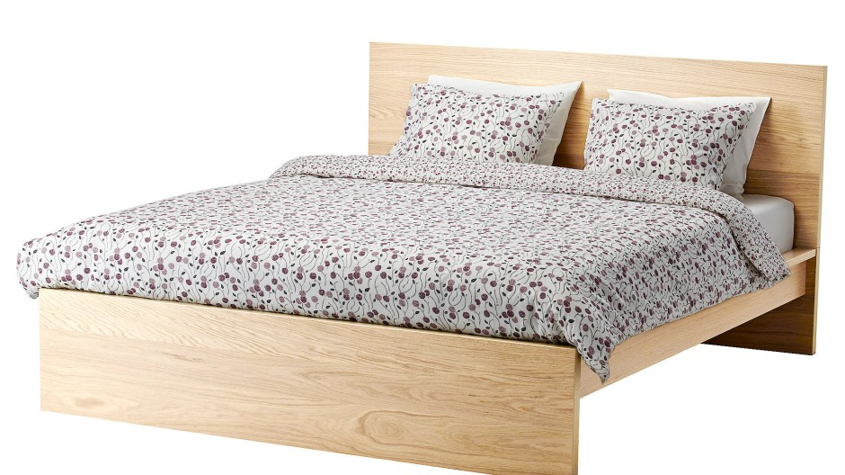 """Welches Bett ist welches? Dieses Bild zeigt """"Malm"""" von Ikea..."""