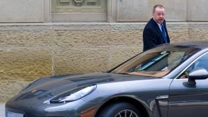 Geldstrafe für Ex-Porsche-Finanzchef