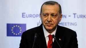 Die Türkei hängt am Tropf der EU
