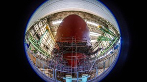 Berlin will Werften vor China schützen