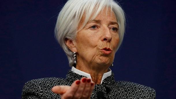 IWF-Chefin bemängelt Trumps Steuerreform