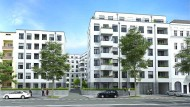 Neubauprojekte wie dieses in Berlin-Treptow schaffen neuen Wohnraum in stadtnahen Lagen.