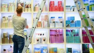 Glanz und Elend der Buchbranche
