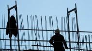 Bau-Gewerkschaft ruft Schlichtung an