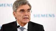 Siemens-Chef wird auch oberster Pressesprecher