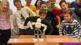 Klauen die Roboter unsere Jobs?