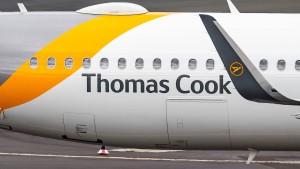 Deutsche Thomas Cook sagt Reisen bis Ende des Jahres ab