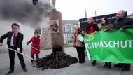 Regierung will nur noch effiziente Kohlekraftwerke fördern