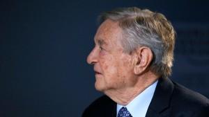 Die Euro-Wette des George Soros