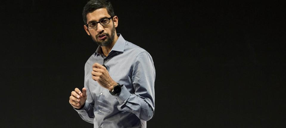 6469893d4428 Google  Sundar Pichais Aufstieg an die Spitze des Tech-Riesen