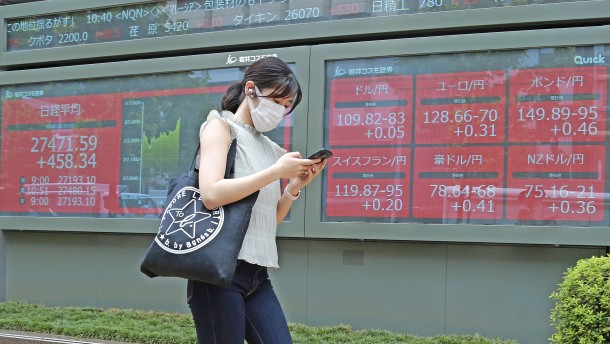Japans Börsen droht Ungemach, das von innen kommt