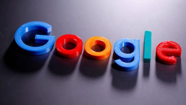 Amerikanische Behörden bereiten Klage gegen Google vor