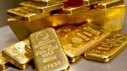 Hohe Nachfrage nach Gold