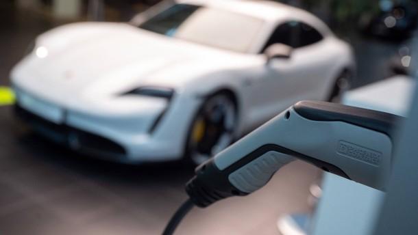 Porsche produziert künftig selbst Batteriezellen