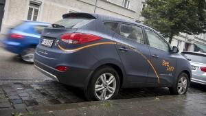 Das Rennen um die Brennstoffzelle im Auto
