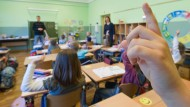 Viele Lehrer gehen früher in Rente
