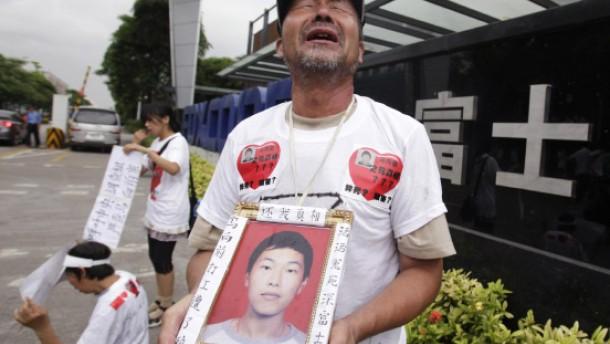 China will Streikrecht wieder einführen