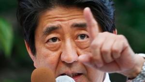 Japans unvollendeter Wirtschaftsumbau
