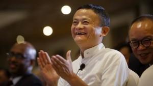 Chinas Internetgigant erobert das Ausland